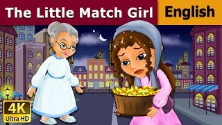 Little Match Girl in English | Story | English Fairy Tales