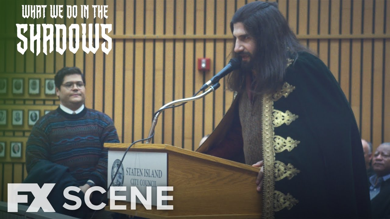 Download What We Do in the Shadows | Season 1 Ep. 2: The Local Municipal Overlords Scene | FX