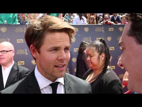 2015 Daytime Emmys: Lachlan Buchanan