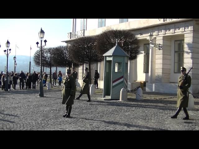 Смяна на караула (Будапеща 2)