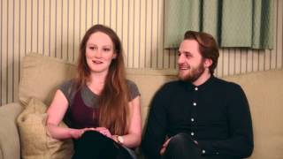 5 Questions For... Eve Ponsonby & Orlando James, Shakespeare in Love