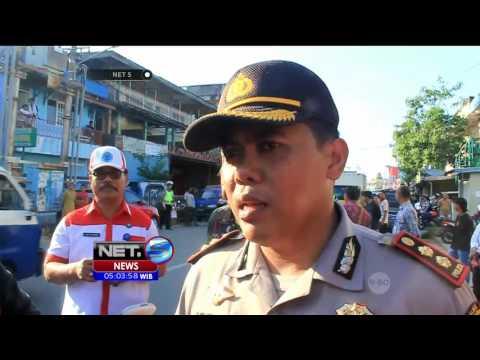 Ratusan Petugas di Balikpapan Razia Kampung Narkoba - NET5