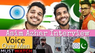 M Bros Reaction On Asim Azhar Interview With Voice Over Man - Episode 6.