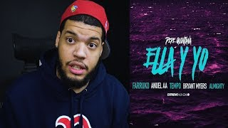 Farruko - Anuel AA Tempo Bryant Myers Y Almighty - Ella Y Yo [Official Video] Ella Y Yo Reaccion
