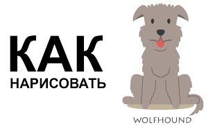 Рисунки собак карандашом. КАК НАРИСОВАТЬ СОБАКУ поэтапно(Как нарисовать собаку поэтапно карандашом для начинающих за короткий промежуток времени. http://youtu.be/657UED1diZk..., 2015-06-25T06:32:44.000Z)