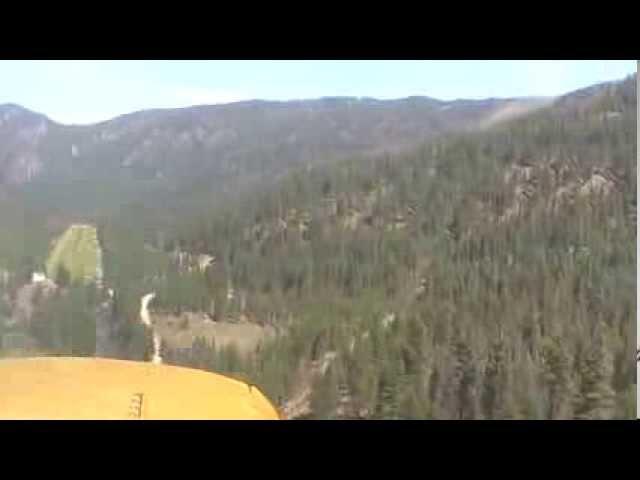 Cub Approach & Landing Johnson Creek Id.mpg