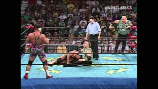Steiner Brothers vs. Nasty Boys - March 24, 1996