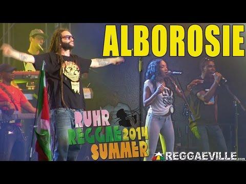 Alborosie & The Shengen Clan - Sound Killa @ Ruhr Reggae Summer 2014