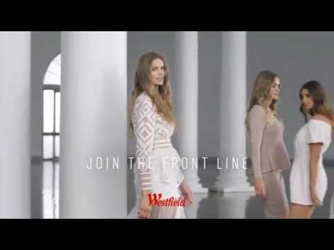 Westfield Spring Summer 2016/17 - The Front Line of Fashion - Robyn Lawley