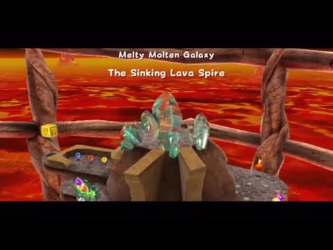 Super Mario Galaxy - All Secret Stars