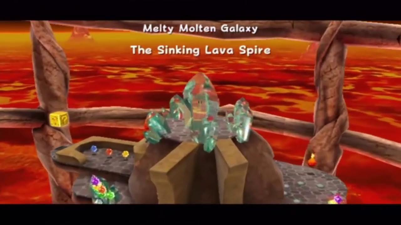 Super Mario Galaxy - All Secret Stars - YouTube