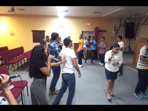 Tremendous Holy Spirit Filled Youth Service