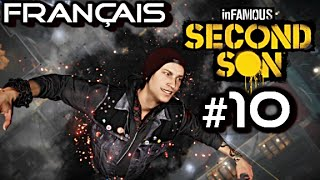 Infamous Second Son #10 - DRAGON BALL - Gameplay Commentaire Français [FR]