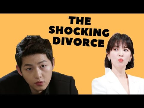 Download Song Joong Ki And Song Hye Kyo's Divorce: Everything You Need To Now [FULL REPORT]