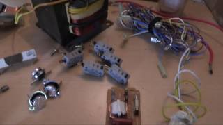 How to Disassemble a Microwave and Why!