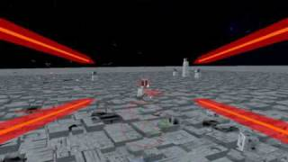 Battle of Yavin playthrough (part 1/2)