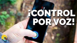 Controla tu móvil SIN TOCARLO - SÓLO CON LA VOZ!