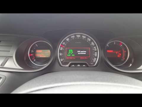 Citroen c5 1.6 e-hdi acceleration 0-100 km/h