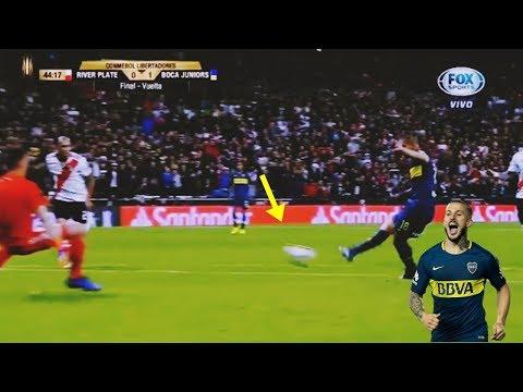 Todos los goles de DARIO BENEDETTO en la Copa Libertadores 2018