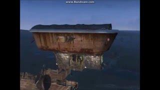 Fallout 4: Airship at Coastal Cottage