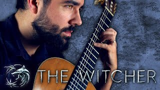 Toss A Coin To Your Witcher - Classical Guitar Cover (Beyond The Guitar)