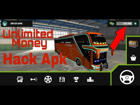 How To Hack Mobile Bus Simulator Mod Apk Unlimited All - Shan Official Gamer 100% Working Video