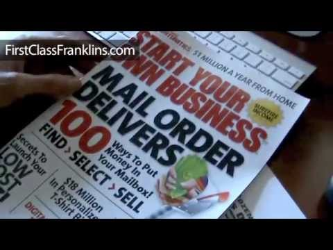 2014 work at home jobs mailing letters