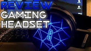 SALAR C13 Gaming Headset | Review | luigi2498 | HD