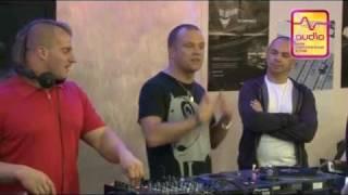 Аудио Школа Dj Грува Мастер класс Dj Groove Dj Fonar Viktor Strogonov