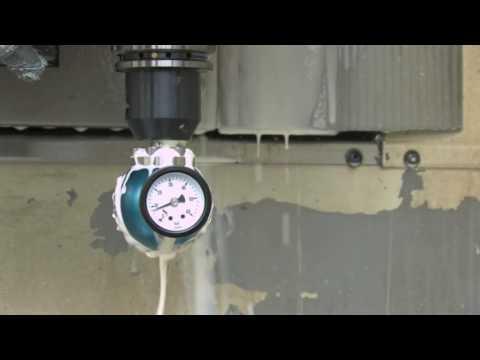 A ferramenta limpeza CLEANER modelo Ball da AMF, para máquinas CNC