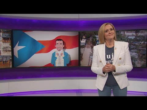 A Primer On Puerto Rico | October 4, 2017 Act 1 | Full Frontal on TBS
