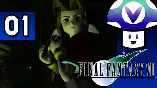 [Vinesauce] Vinny - Final Fantasy VII (part 1)