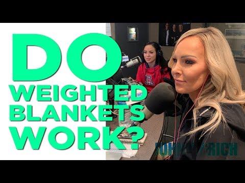 In-Studio Videos - Do Weighted Blankets Work?