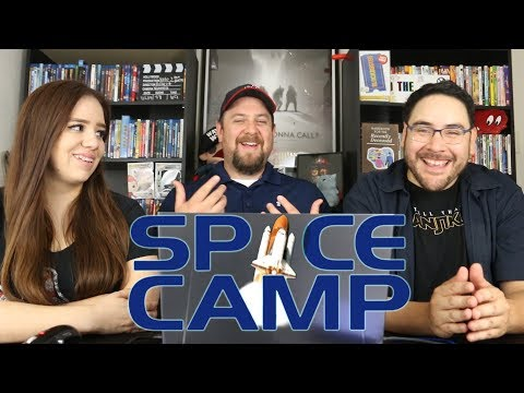 Better Late Than Never Ep 92 - SpaceCamp (1986) Trailer Reaction / Review