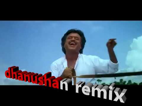 Oruvan Oruvan Mudhalali - Muthu Tamil Song remix
