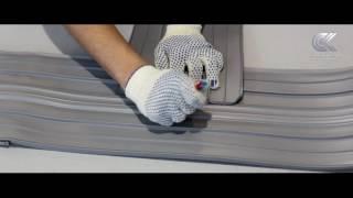 видео Экспертиза материала мембраны гидроизоляции