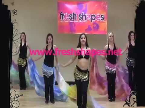 BELLY DANCE FITNESS By Adriana Martinez ~ www.fres...