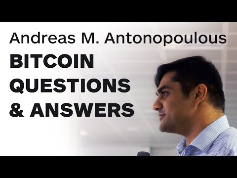 Bitcoin Questions & Answers by Andreas M. Antonopoulos | Merkle Conference Paris