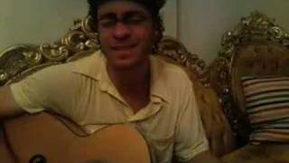 Amos Lee sings Baby I Want You for YouTube!