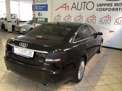 2006 Audi A6 Auto For Sale On Auto Trader South Africa Youtube