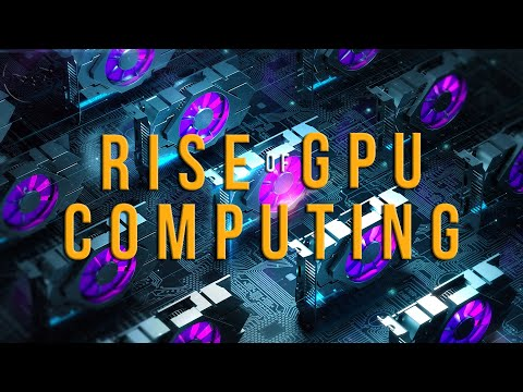The Rise of GPU Computing (+ What is Volta, Titan V,...)