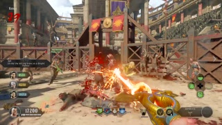 Call of duty zombies IX arena scepter of Ra