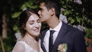 Wedding ceremony in Moscow. Свадебная Церемония на английском языке