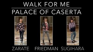 Friedman Zarate & Sugihara - Walk For Me (Italian Runway)