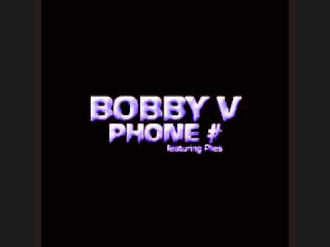 Bobby V ft. Plies Phone Number Chopped Up