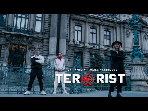 La Familia ❌ Oana Marinescu - Terorist   Official Video