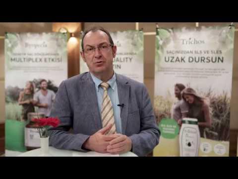 Prof. Dr. Server Serdaroğlu - Saç dökülmelerinde seçilen şampuanlarda nelere dikkat ediyorsunuz?