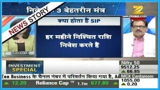 Money Guru   What are the benefits of investing in SIP, STP and SWP?