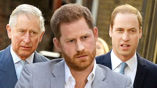 Prince Harry Has Spoken With His Dad and Brother Since Explosive Oprah Interview