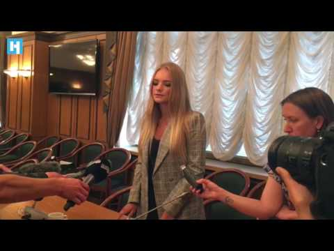 Лиза Пескова побывала на совете блогеров в Госдуме